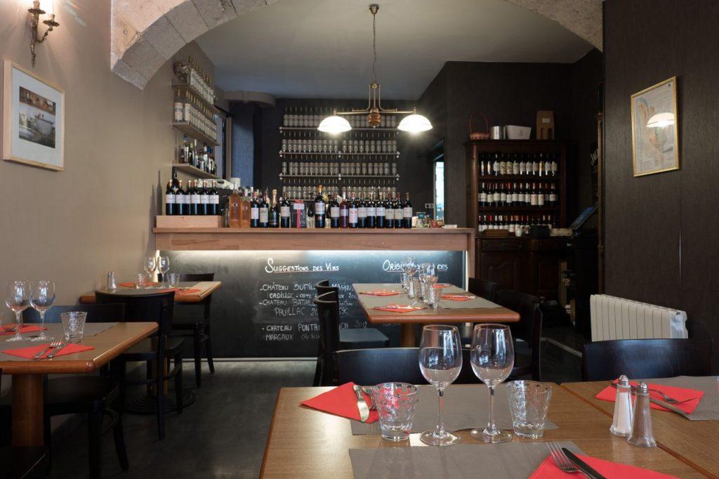 Café des Gourmets